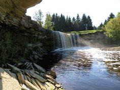 Jägala juga GIF / Jägala waterfall, Estonia Waterfall, Outdoor, Outdoors, Waterfalls, Outdoor Games, The Great Outdoors