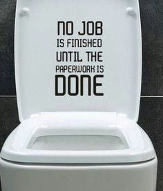 Cheeky Attention Grabbing Toilet Messaging Be Brave