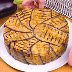Pasta cake with grill aubergine - cake - Rezepte Bow Pasta Dishes, Food Dishes, Easy Cake Recipes, Healthy Recipes, Grilling Recipes, Cooking Recipes, Pasta Cake, Eggplant Recipes, Eggplant Pasta