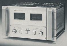 YAMAHA P2200 STEREO POWER AMPLIFIER PROFESSIONAL SERIES