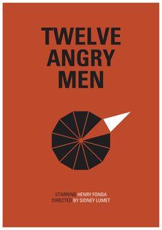 12 Angry Men (1957) - John Lloyd