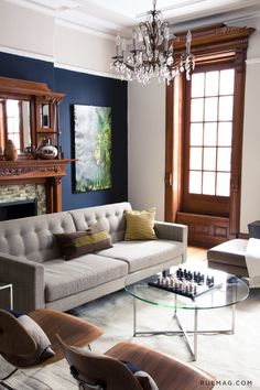 How To Mix Modern and Classic Effortlessly | Rue