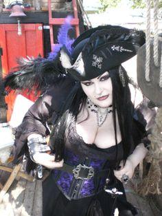 Batsy Lawless-Pirate Queen