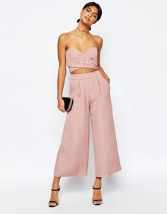 Image 4 of ASOS Two in One Jumpsuit