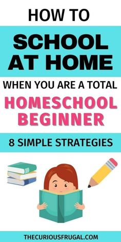 This has to be the strangest school year ever. More parents are choosing to school at home than ever before. Here are 8 must-have tips to rock homeschooling, even if you're a total homeschool beginner. #homeschool #schoolathome #homeschooling #backtoschool