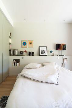 Con AMPLITUD Room Of One's Own, New Room, Bedroom Plants Decor, Decoration Design, Dream Decor, Minimalist Home, Home Bedroom, Home Decor Inspiration, Home And Living