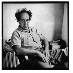 Robert Frank (born November 9, 1924) is an important figure in American photography and film. His most notable work, the 1958 book titled The Americans, was influential, and earned Frank comparisons to a modern-day de Tocqueville for his fresh and nuanced outsider's view of American society. Frank later expanded into film and video and experimented with manipulating photographs and photomontage.