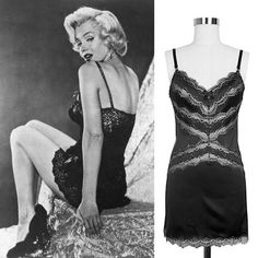 Channel your inner Marilyn with the Pleasure State Cartolina Chemise!