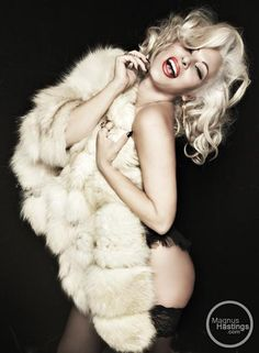Immodesty Blaize by Magnus Hastings. After seeing her as a blonde I would consider doing it