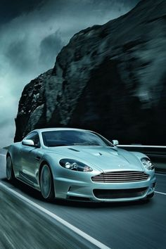 Aston Martin DBS..... Aston Martin is the definition of art they are up their with Ferrari and lambo