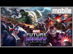 [MOBILE] MARVEL Future Fight - Detonando os ULTRONS! (GRATUITO)