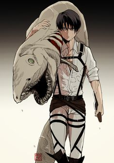 Attack on Titan Ereri, Levihan, Levi Ackerman, Kuroko, Anime Guys, Manga Anime, Death Note, Levi Mikasa, Manhwa