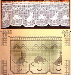 crochet em revista: Outubro 2010