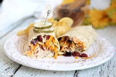 Harvest Turkey Wrap