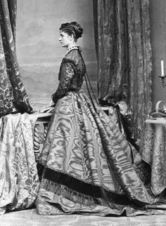 Her Imperial and Royal Highness Archduchess Karl Ludwig of Austria (1843-1871) née Her Royal Highness Princess Maria Annunziata of Bourbon-Two Sicilies