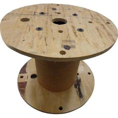 wooden cable spool - Google Search