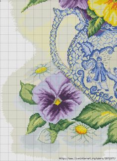@Af's collection cross stitch picture2 PART 3