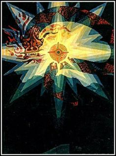 Liber Novus : The Red Book of Carl Jung - art of the beautiful-grotesque