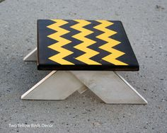 DIY Wood Step Stool