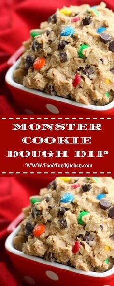 they are saying a person's real character is found out by what he does while . Monster Cookie Dough, Cookie Dough Dip, Edible Cookie Dough, Dessert Dips, Köstliche Desserts, Delicious Desserts, Dessert Recipes, Yummy Food, Desert Recipes