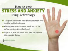 I have turned my back on and thanks to reflexology Acupuncture Can De-Stress Acupuncture For Anxiety, Acupuncture Benefits, Acupuncture Points, Acupressure Points, Acupressure Massage, Acupressure Treatment, Reflexology Massage, Shiatsu, Massage Therapy