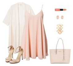 """""""Untitled #680"""" by patrisha175 ❤ liked on Polyvore featuring Monki, Oneness, Michael Kors, Accessorize and Kenneth Jay Lane"""