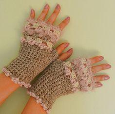 Rukavice - návleky návleky rukavice na ruce