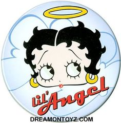 Betty Boop Pictures Archive: Betty Boop Angel Pictures
