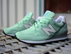 New Balance 580 Vert Menthe