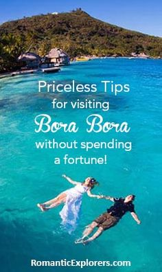 We had our hearts set on Bora Bora for our honeymoon, this blog shares how we managed to get there within our budget and how you can too!