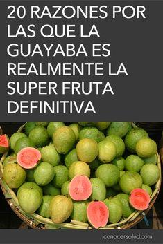 Las guayabas son plantas del género Psidium de la familia de los arrayanes (Myrtaceae). Los beneficios para la salud de la guayaba incluyen el cuidado de