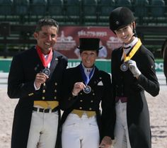 Photo Gallery - Saturday and Sunday - Nations Cup | Dressage Daily  Read more about the latest trends on the new dressage style blog www.shadbelly.com.