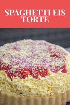Spaghetti Eis Torte super lecker und ohne backen !