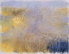 "Wolf Kahn, ""  Tangle of Light"""