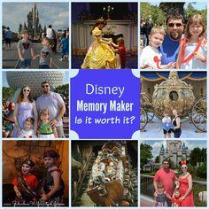 Disney Memory Maker: Is it worth it?