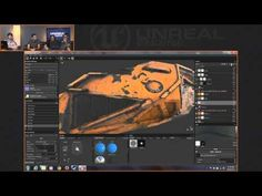 Unreal Engine 4 Twitch Broadcast - Allegorithmic Substance UE4 Plugin Overview Live from Epic HQ - YouTube