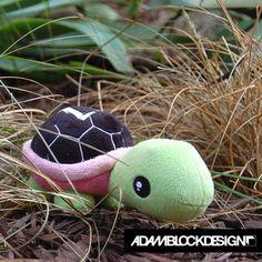 Delta Zeta Turtle Greekie by AdamBlockDesignStore on Etsy