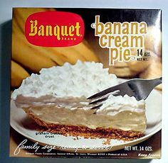 Banquet cream pies I really miss these!