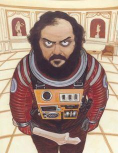 Kubrick by Otomo