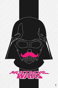 Star Wars—Mustache Wars