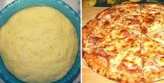 Klasszikus olasz pizzatészta, amit akár le is lehet fagyasztani!