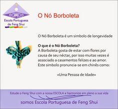 Escola Portuguesa de Feng Shui: NÓ BORBOLETA