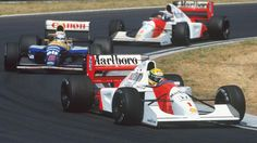 Ayrton Senna - Hungary 1992