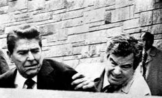 Mr. Parr was just feet away from the president when John W. Hinckley Jr. opened fire on March 30, 1981.