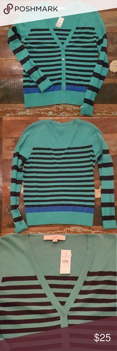 Loft cardigan Brand new cardigan. Final price. LOFT Sweaters Cardigans