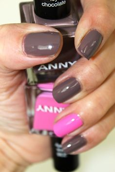 White Orchid: ANNY Icy Chocolate & Pink Party