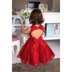 Image may contain: one or more people, people standing, child and indoor Girls Frock Design, Kids Frocks Design, Baby Frocks Designs, Baby Dress Design, African Dresses For Kids, Dresses Kids Girl, Kids Outfits, Baby Girl Dress Patterns, Kids Gown