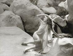 Edwin Bower Hesser, Bessie Love, 1919