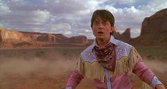 Marty Mcfly #backtothefuture #michaeljfox #cowboy #wildwest