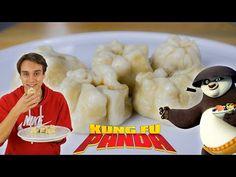 Kung Fu Panda knedličky | Viktor Nagy | Filmové recepty - YouTube Kung Fu Panda, Chicken, Youtube, Food, Essen, Meals, Youtubers, Yemek, Youtube Movies